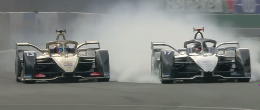 The Mexico ePrix Was Pretty Much As Bonkers As Usual