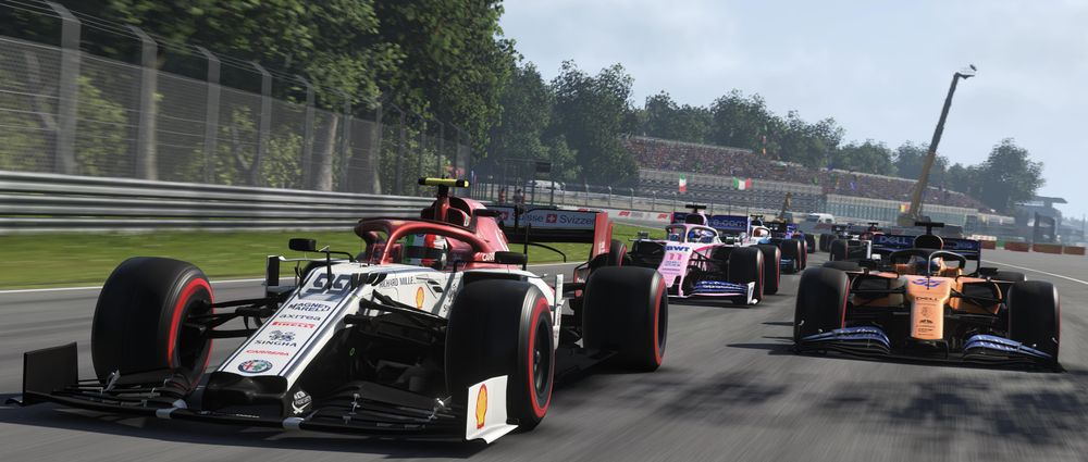 F1 Will Run A Virtual Championship For The Drivers On F1 2019