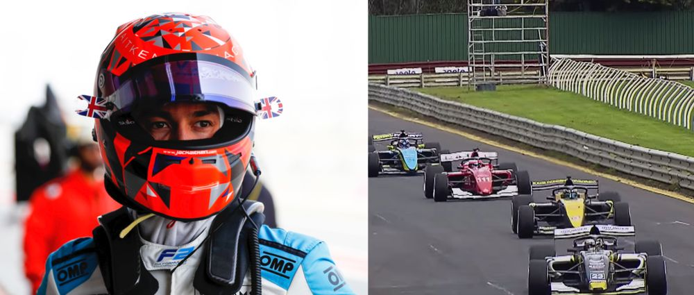 Aitken Is Teaming Up With Rubens Barrichello For The S5000 Support Race At Albert Park