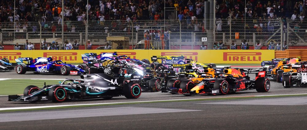 Bahrain Has Barred Spectators From This Year's Grand Prix