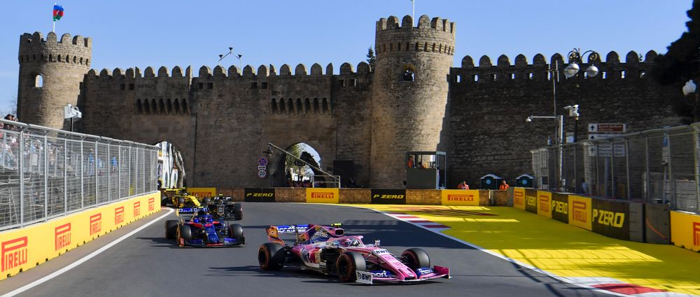 Baku Has Become The Latest Grand Prix To Be Postponed