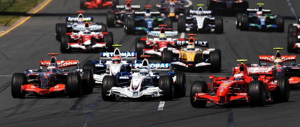 If Every Race At Albert Park Made Up A Championship, Who'd Win The Title?
