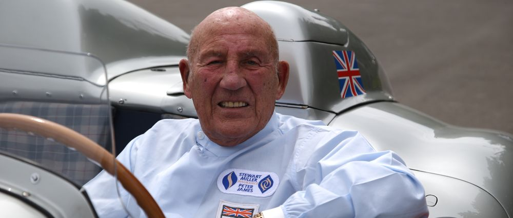 Sir Stirling Moss Has Passed Away
