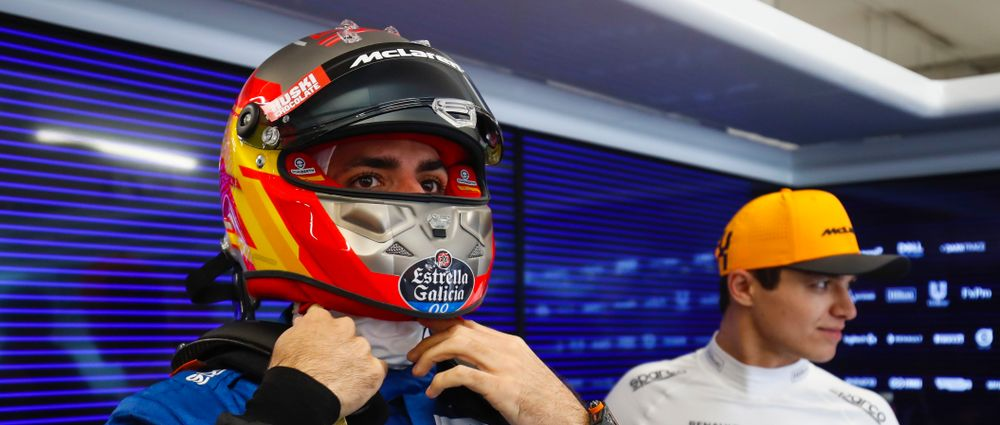 Sainz Is The Latest F1 Driver To Join The Virtual GP Line Up