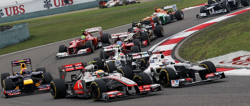 Track Championship: Which Driver Would Win A Championship Of Races At Shanghai?