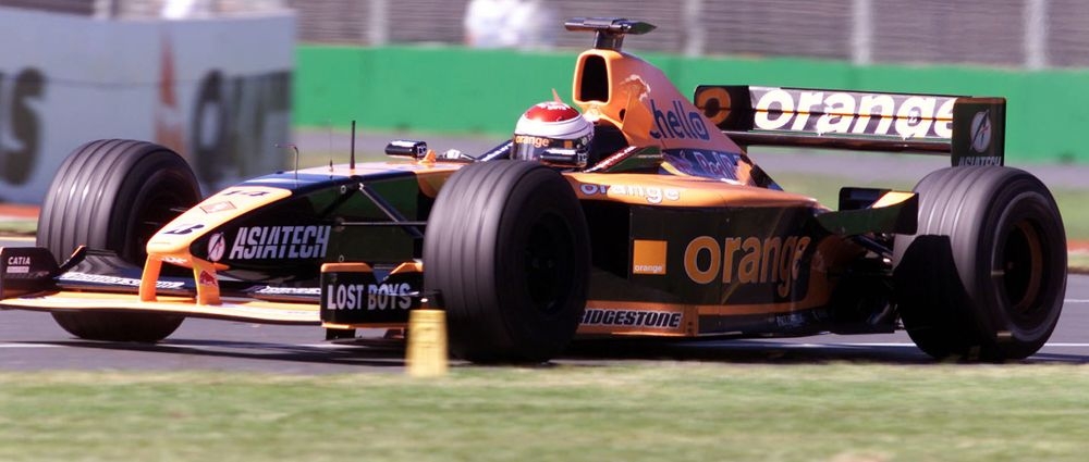 6 Races Which Show That Jos Verstappen Had Bundles Of Talent Too