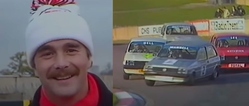 Watch F1 Drivers Of The 1980s Race In This Bizarre Multi-Discipline Competition