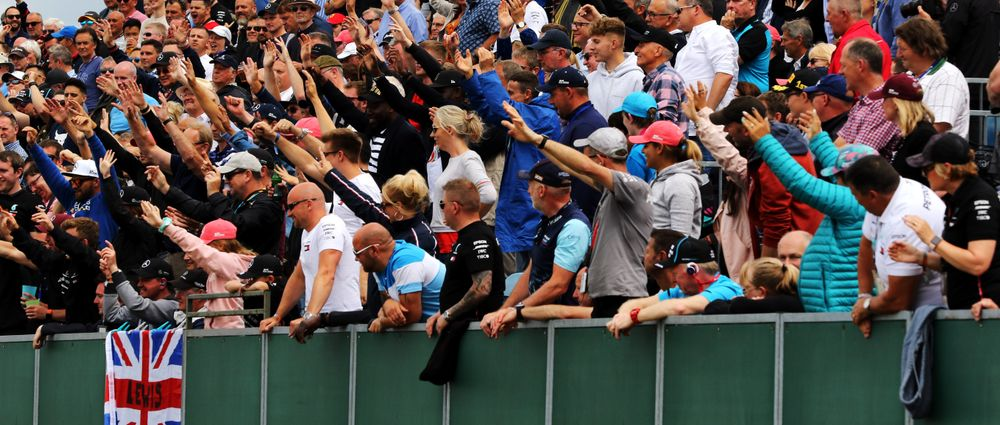 Silverstone Confirms That Fans Won't Be Able To Attend This Year's British Grand Prix