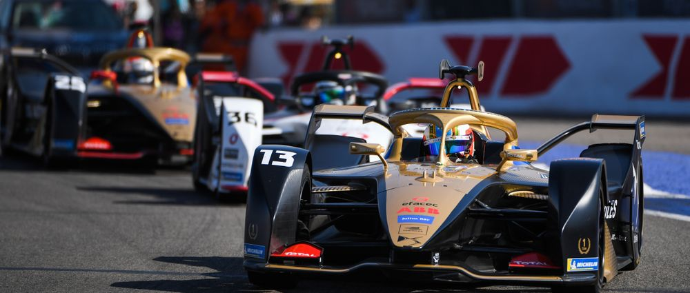 Formula E's Esports Series Features Knockout Racing And A Real-World Test For The Fastest Gamer