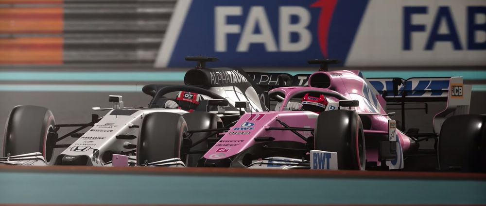 The First Gameplay Trailer For F1 2020 Is Here