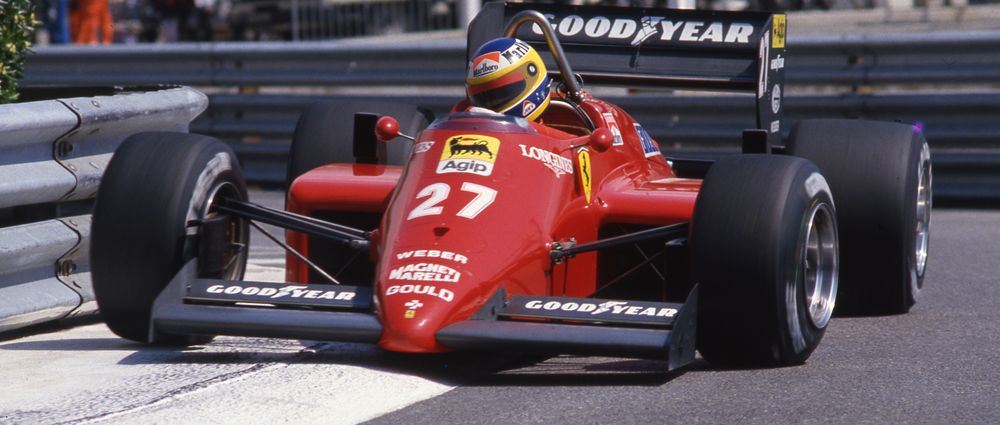 On This Day In F1 - Alboreto Overtook Other Drivers For Fun At Monaco