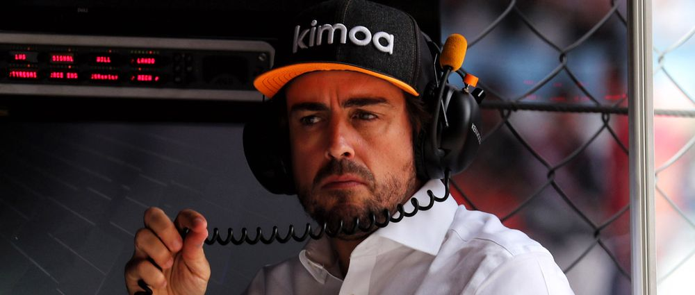 Alonso Says A Full Season Of IndyCar Would Be Too Much Of A Commitment