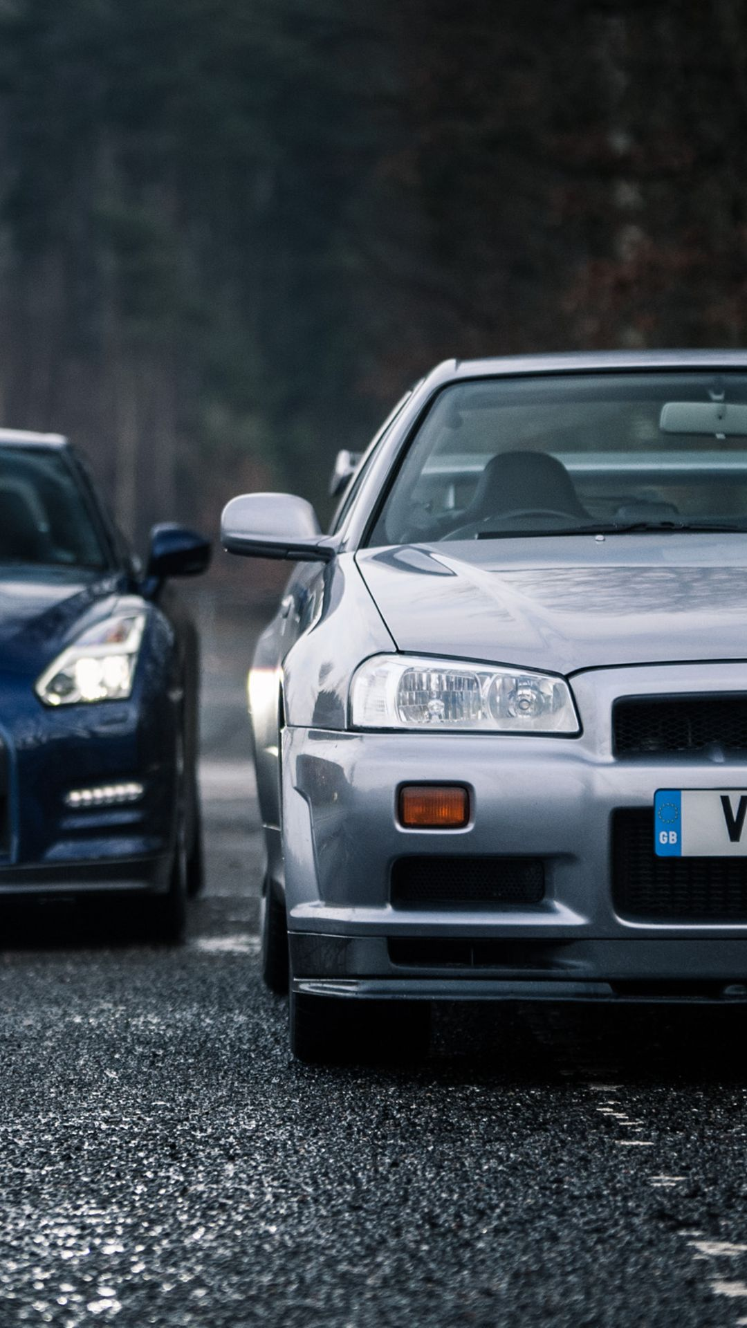 Nissan R34 Skyline Gt R Vs R35 Gt R Downloadable Image Gallery Part 3