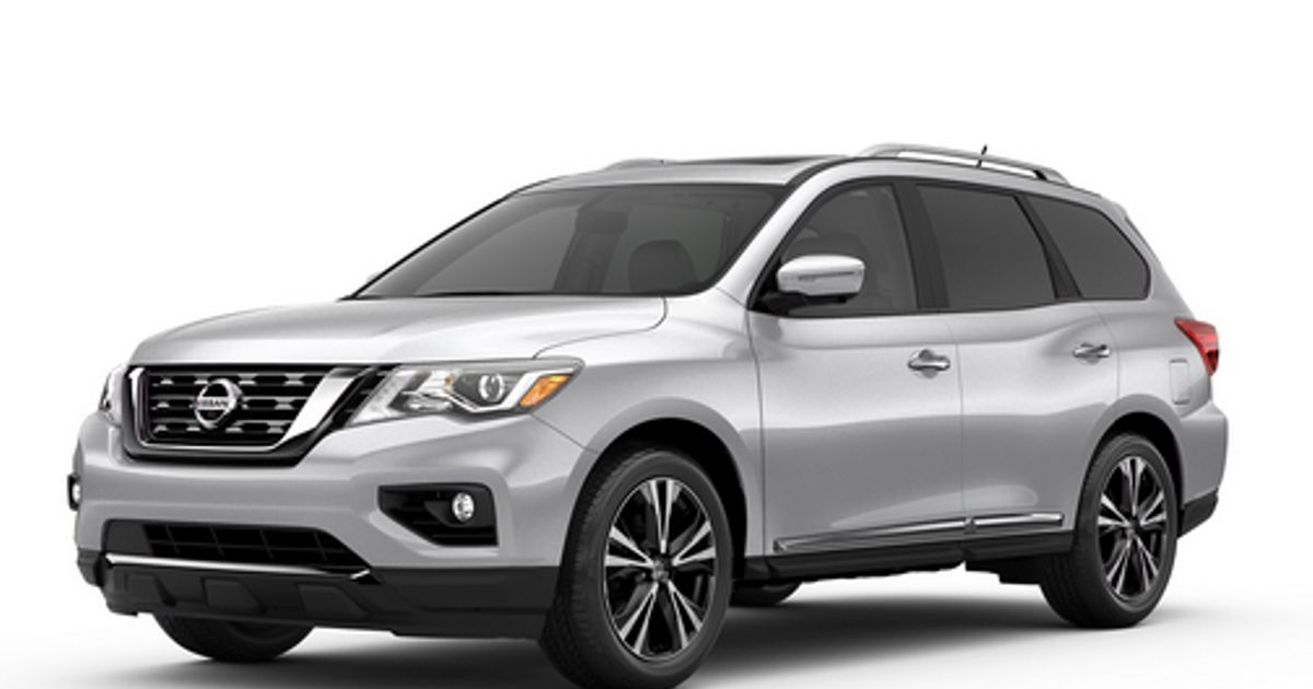 Nissan Pathfinder 2019 >> What about you The 2019 Nissan Pathfinder?