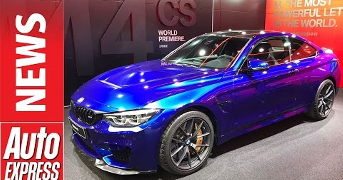 BMWs New Face Will Have To Grow On You: Pictures Of The