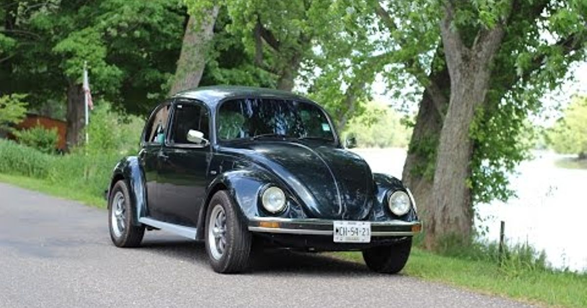 vw beetle mexi beetle     typo  volkswagen beetle imported  mexico