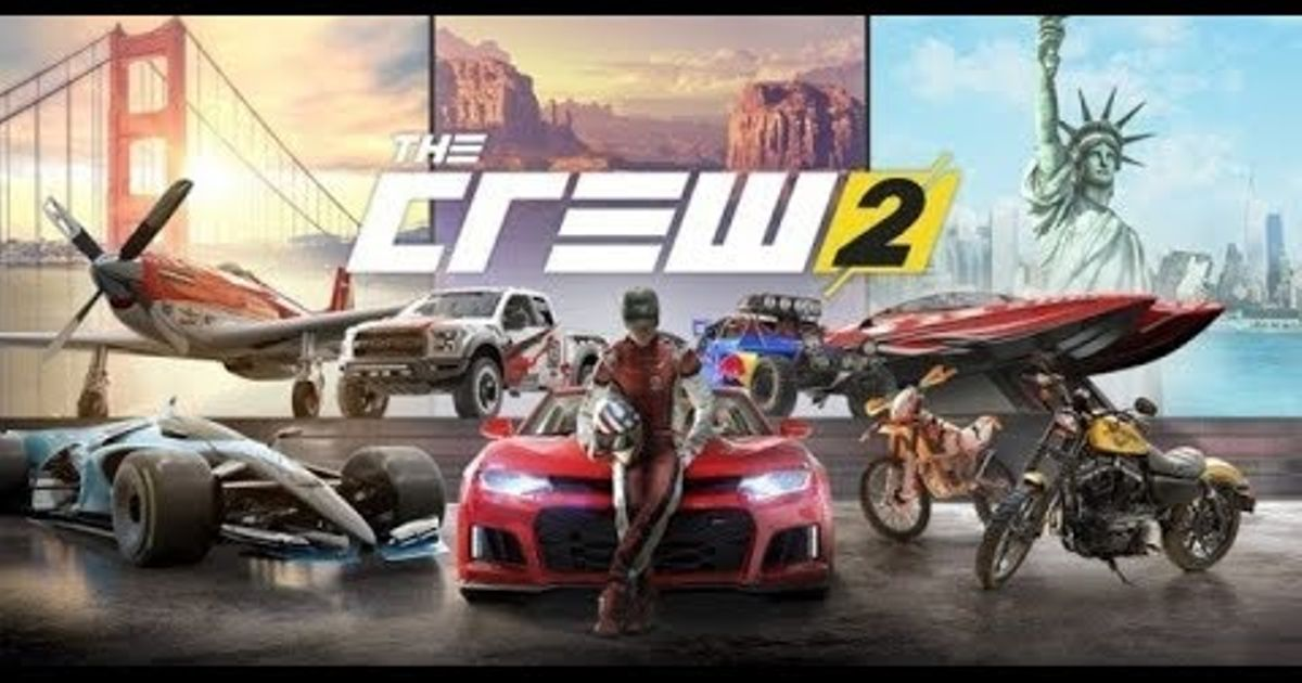 Here is why the Crew 2 is better than Forza Horizon 4