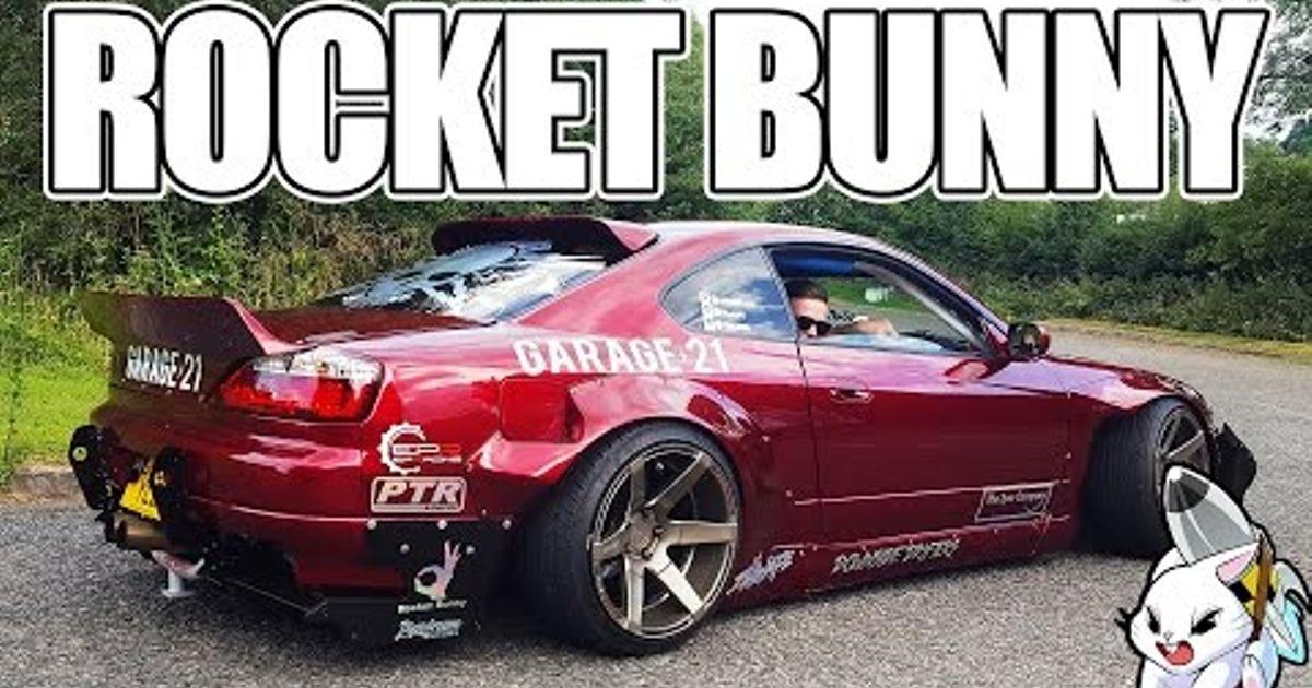 Rocket Bunny S15