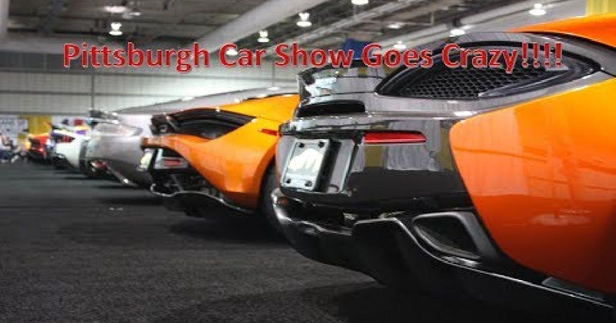 Pittsburgh International Auto Show - Pittsburgh car show
