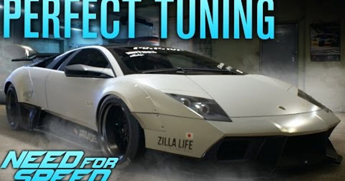The Perfect Tune Lamborghini Murcielago Grip Need For