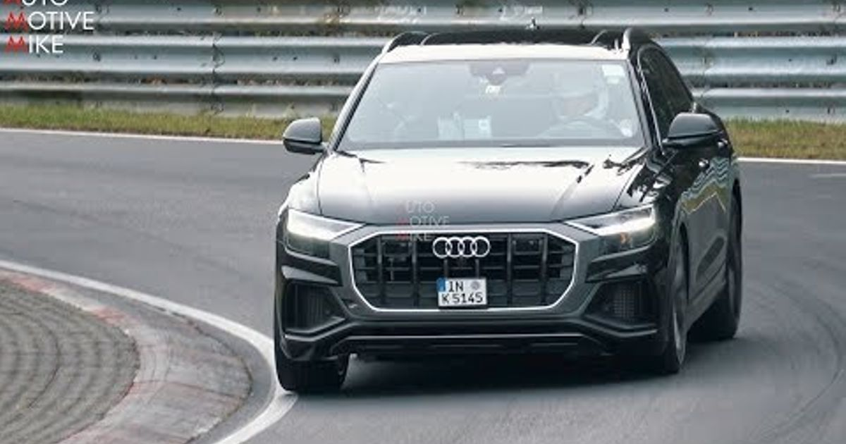 Everything We Know About The Upcoming So Called Audi Sq8 Rsq8