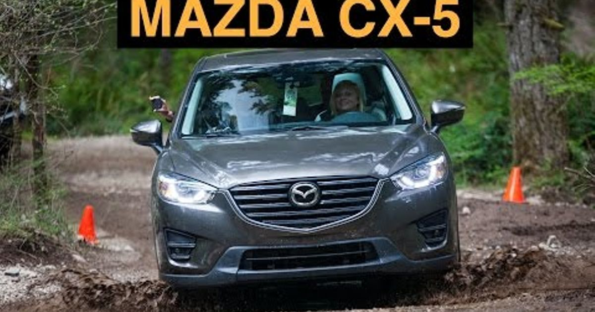 2016 mazda cx 5 off road and track review. Black Bedroom Furniture Sets. Home Design Ideas