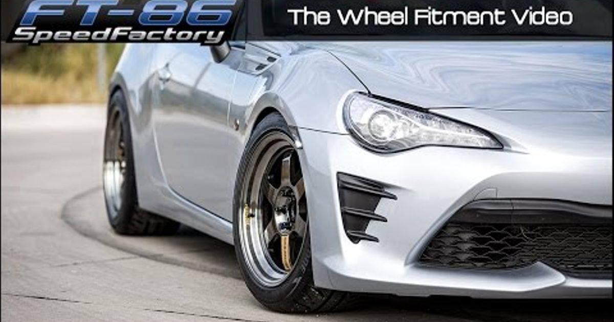 How To Get The Perfect Flush Fit Wheel Fitment Guide