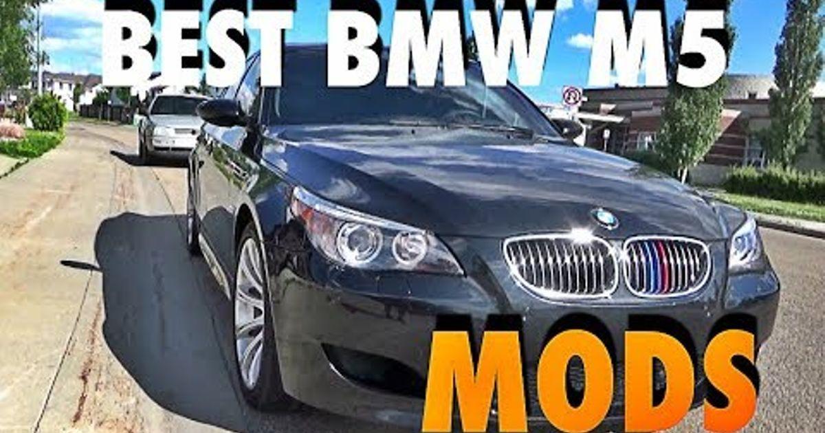 Best BMW E60 Modifications ?