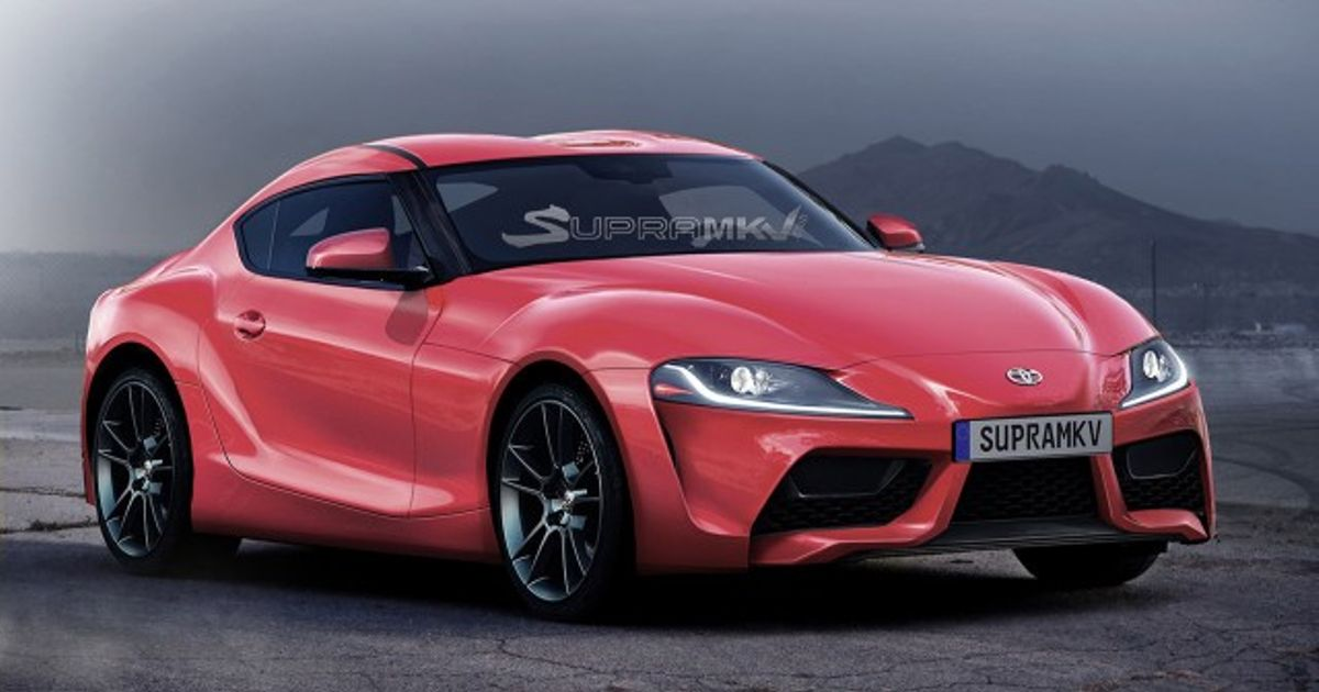 Looks Like The Supra Is Coming Back Yeah In A Few Years