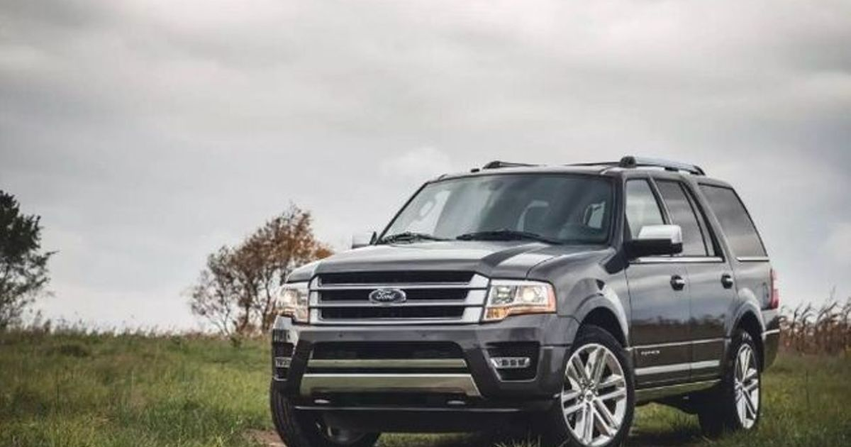 2019 Ford Expedition In Detail