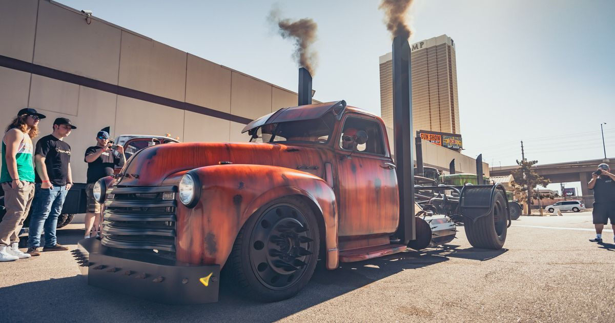 Hot Rod Shop Tour Welder Up Las Vegas
