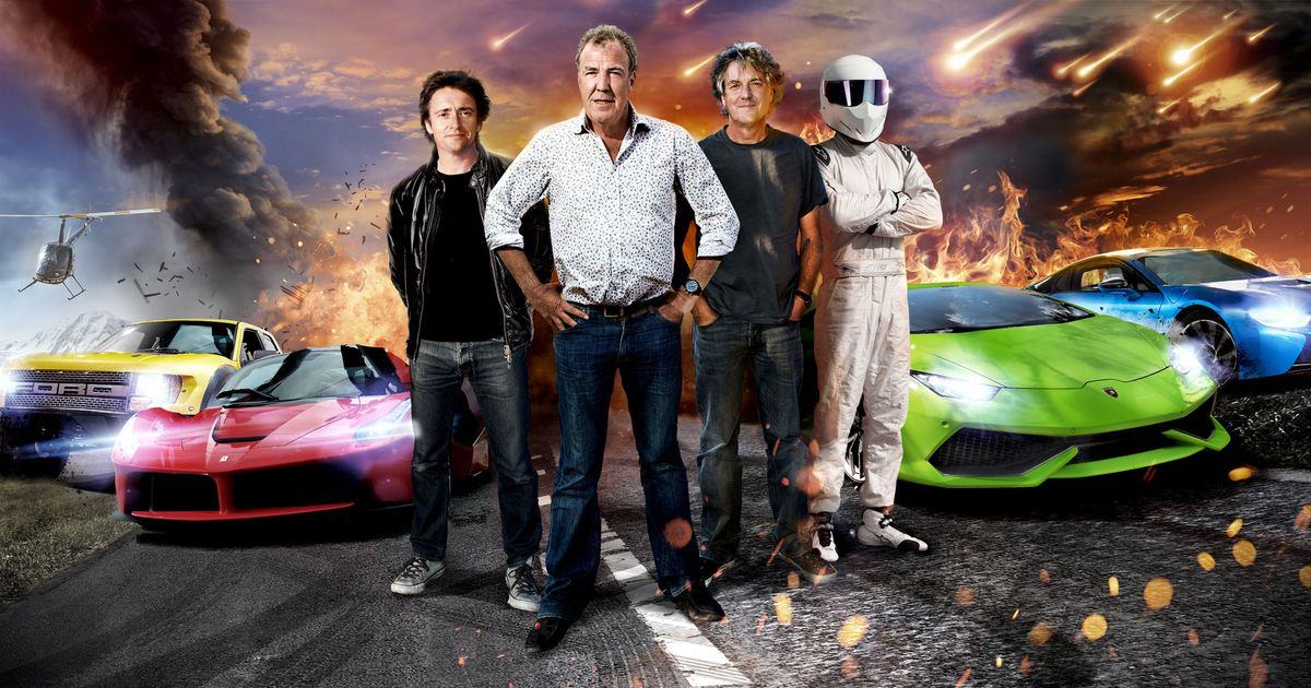 Take The Best Top Gear Quiz In The World