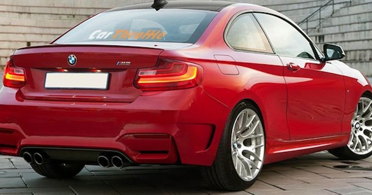 Here's How The 'Confirmed' BMW M2 Could Look