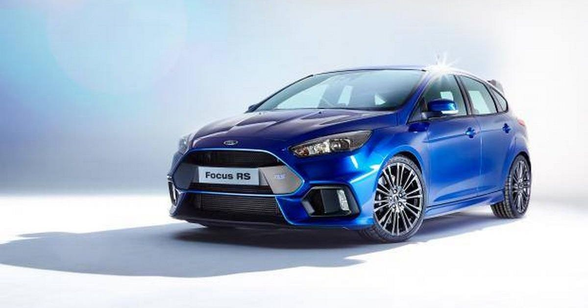 the new ford focus rs is a 330bhp awd hero. Black Bedroom Furniture Sets. Home Design Ideas