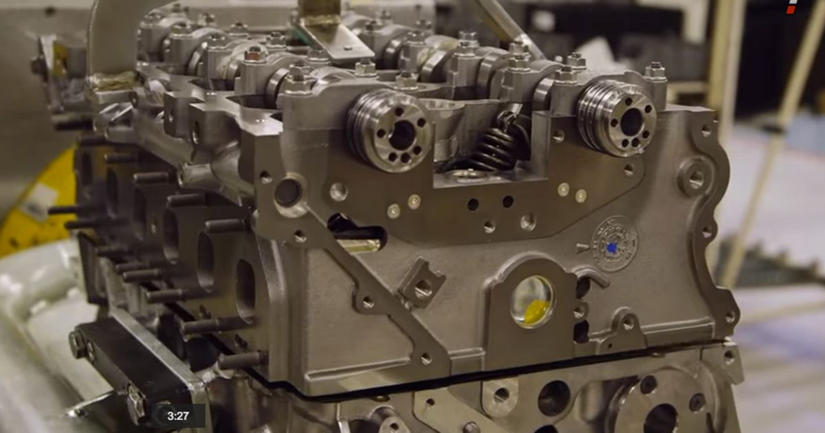 Watch Bentley S Expert Engineers Lovingly Piece Together A