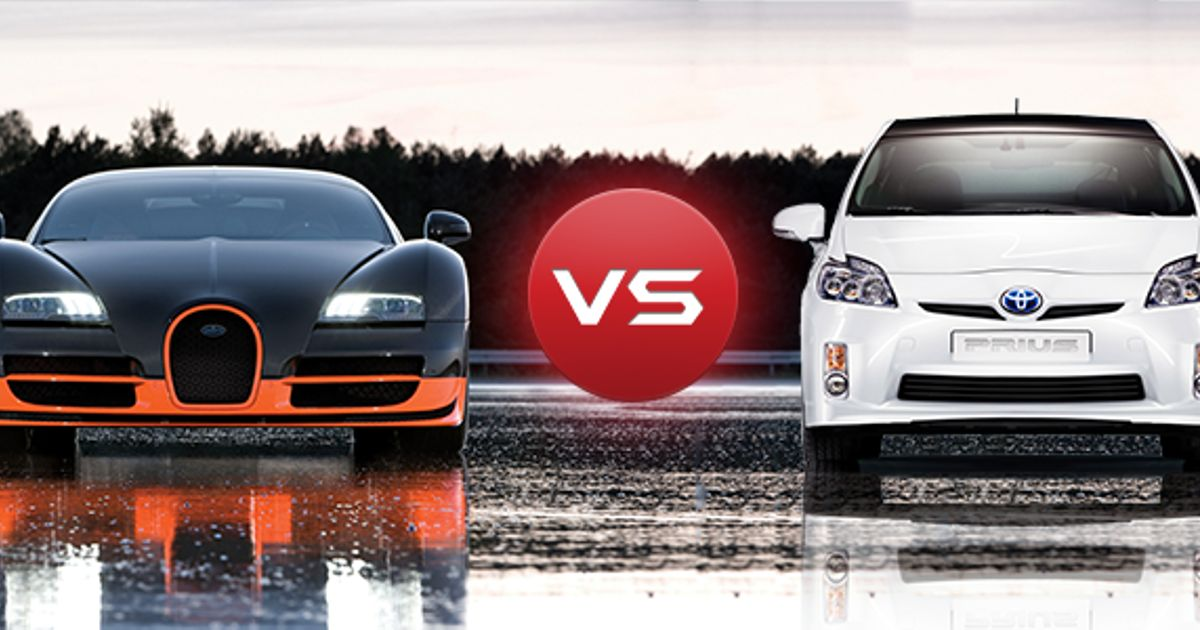 Engineering Explained 3 Reasons Why The Bugatti Veyron Is Inferior To The Toyota Prius on used chevrolet
