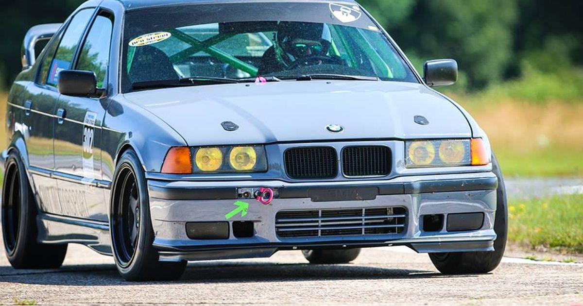 1995 BMW E36 3-series M3 Track Spec
