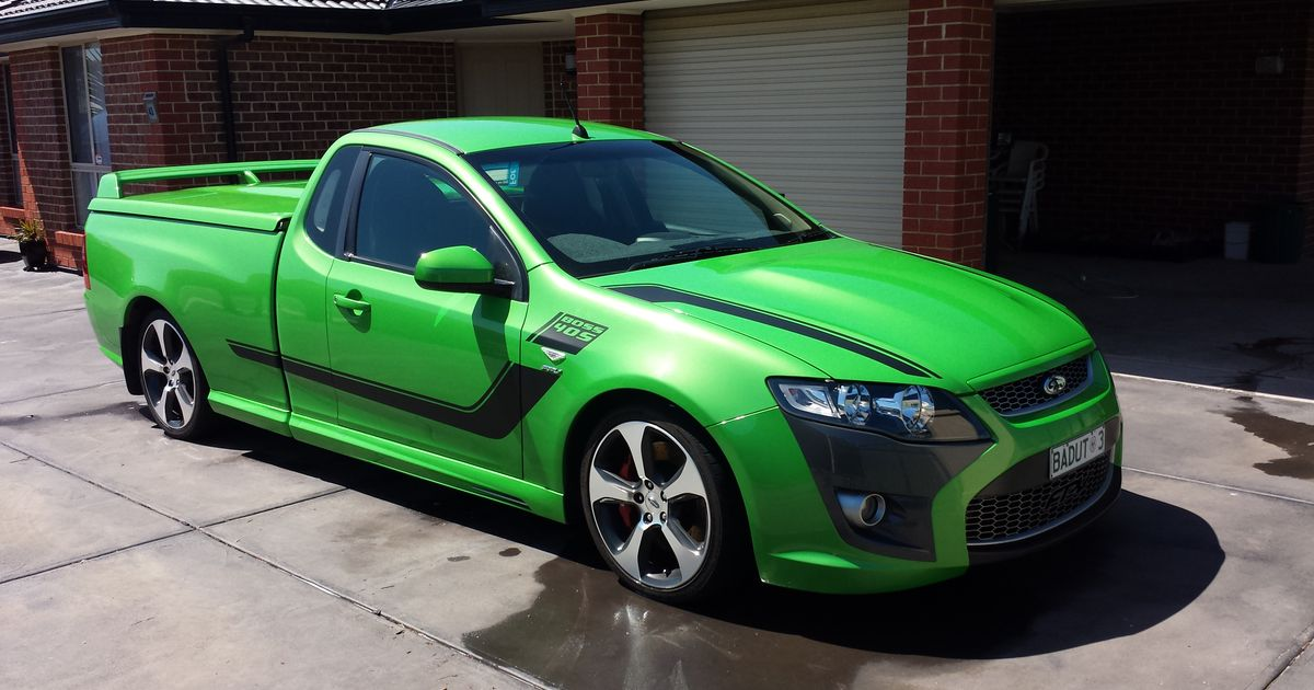 Cars That Start With J >> 2009 Ford FPV FG Super Pursuit