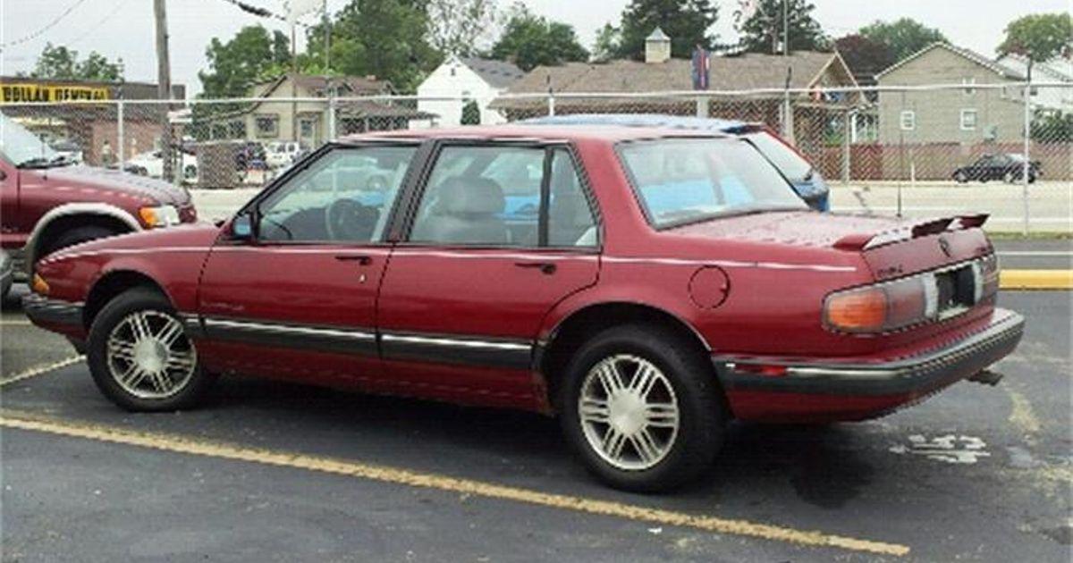 1991 pontiac bonneville se for Garage ford bonneville