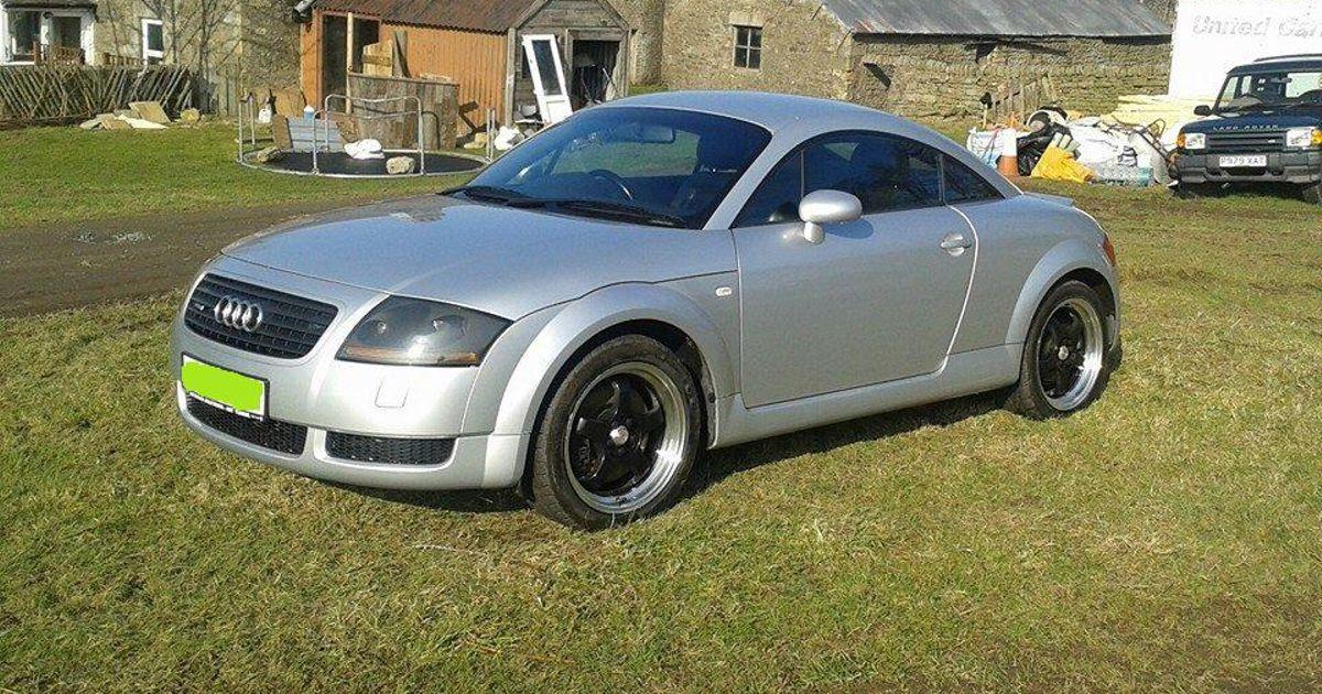 1999 Audi Tt Quatttro
