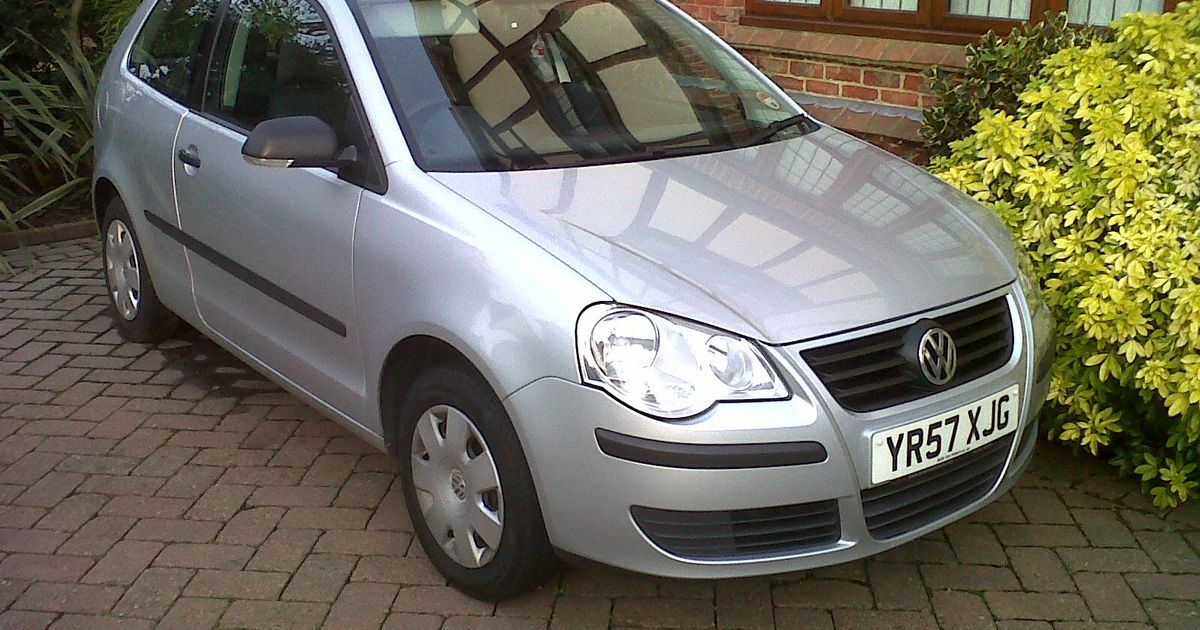 2007 volkswagen polo 1 2 for Garage peugeot 76