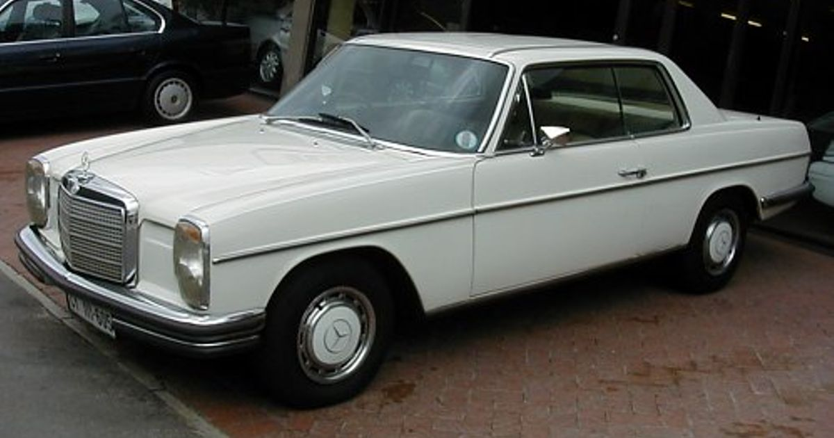 Used Lexus For Sale In Ct >> 1968 Mercedes Benz 280 w114 CE coupe