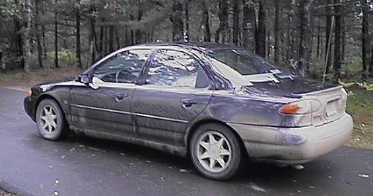 1996 ford contour se 1996 ford contour se