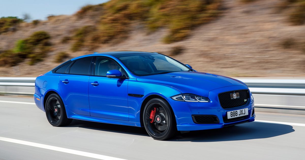 Jaguar Xjr Used Car Review