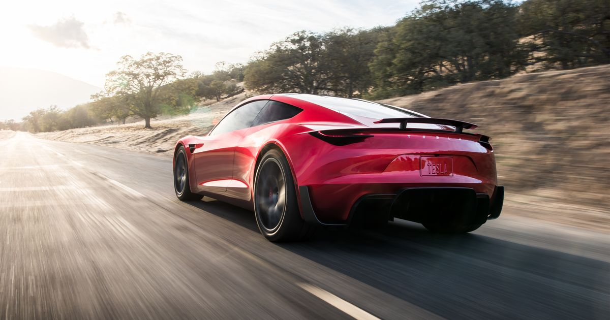 the 8.8-sec 1/4-mile tesla roadster will get even faster