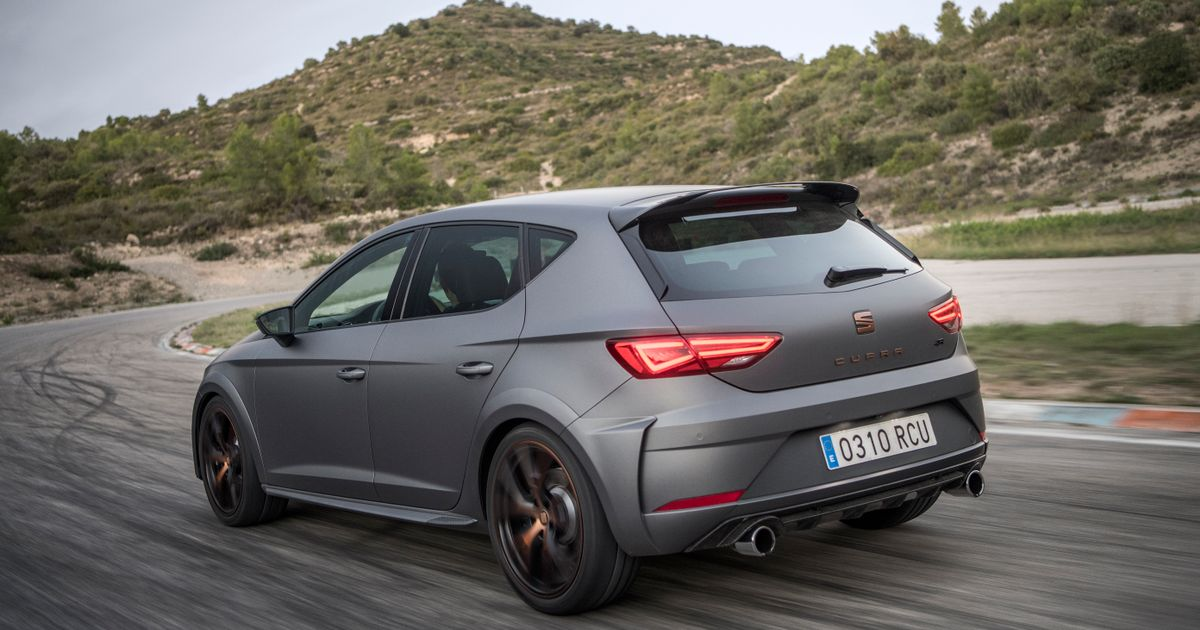 seat leon cupra r review the spanish gti clubsport s. Black Bedroom Furniture Sets. Home Design Ideas