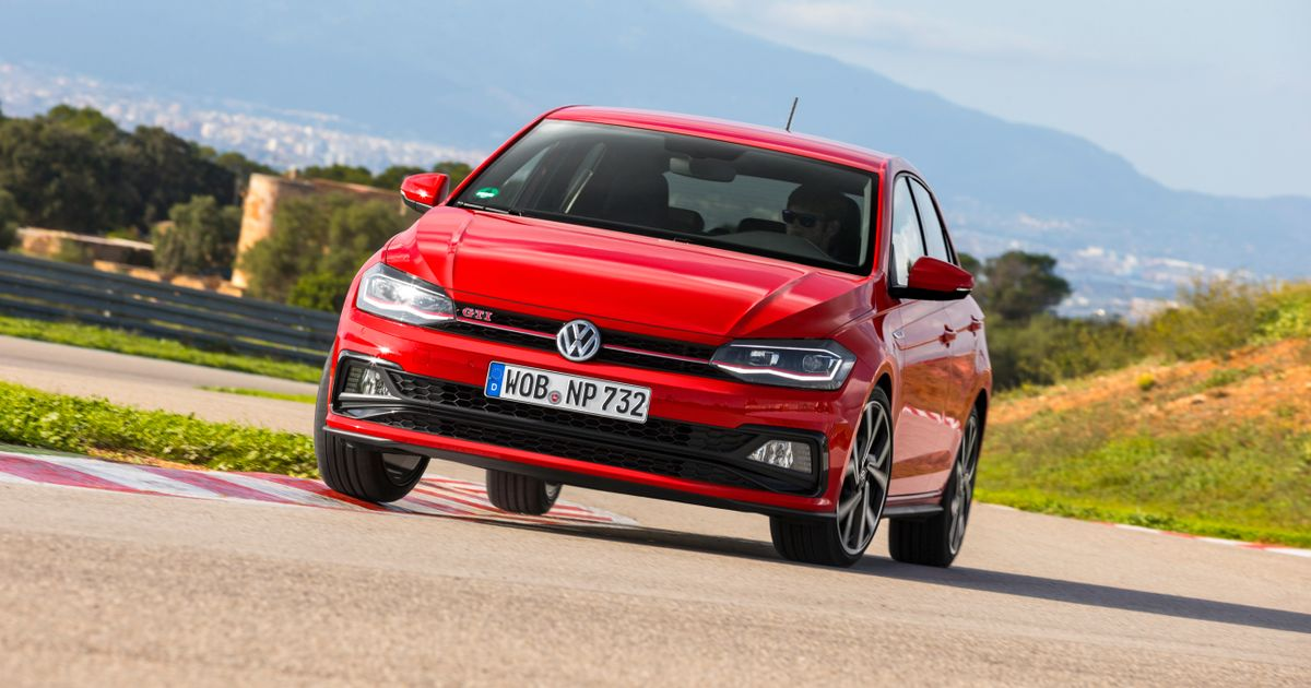 vw polo gti review proving that 39 sensible 39 can still be fun. Black Bedroom Furniture Sets. Home Design Ideas