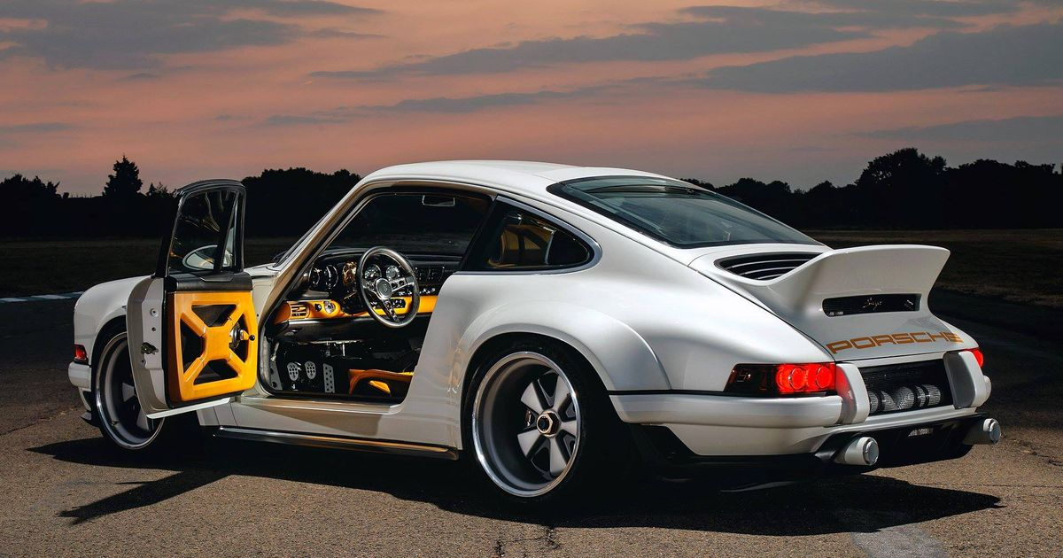 Singer Has Made A Exquisite 911 With A 500bhp Air-Cooled Flat-Six