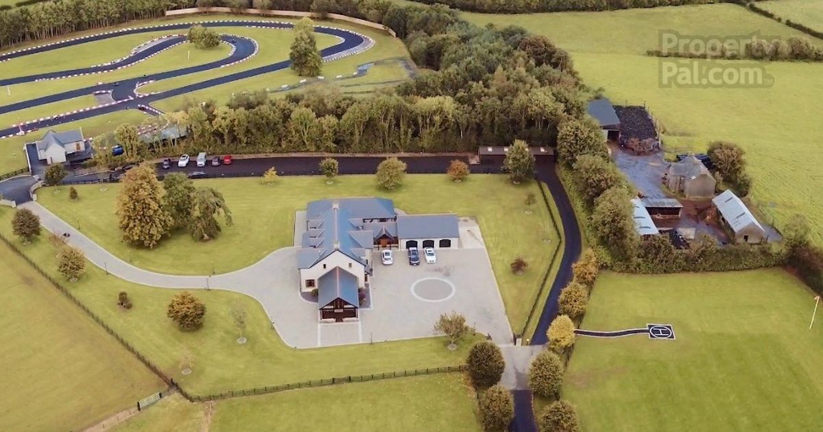 This 163 2 Million House Has Its Own Go Kart Track And We Want It