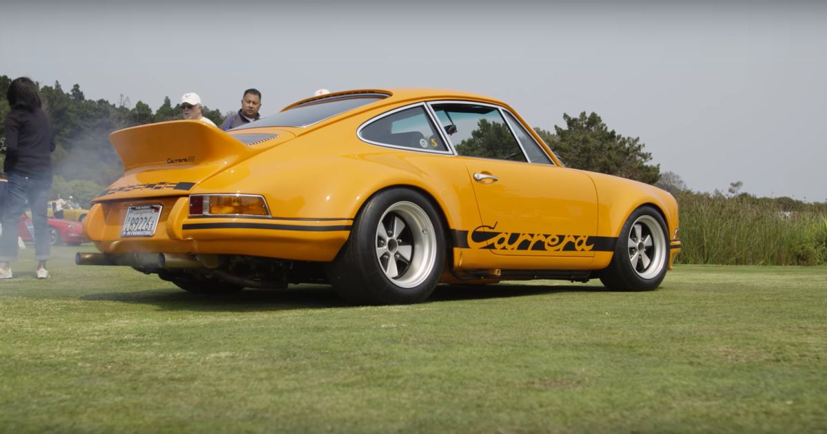 Car Throttle Teams Up With Michelin To Livestream Monterey Car Week 2018